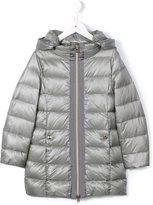 Herno Kids hooded puffer coat