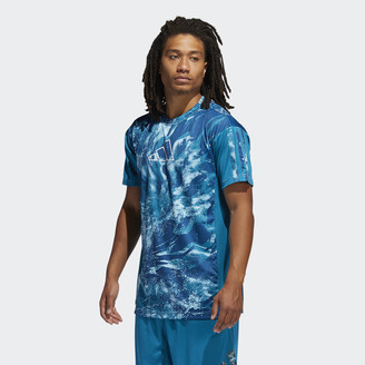 adidas Ball for the Oceans 365 Tee