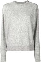 Isabel Marant crewneck sweater - women - Cashmere/Wool - 36