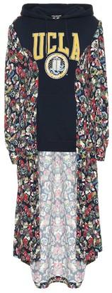 Junya Watanabe Hoodie hybrid dress