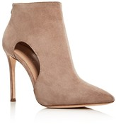 Pour La Victoire Cierra High Heel Pointed Toe Booties