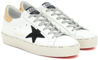 Golden Goose Exclusive to Mytheresa Hi Star leather sneakers