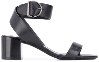 Saint Laurent 55mm Block Heel Sandals