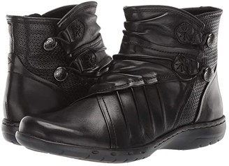 Cobb Hill CH Penfield Bungie Boot (Black) Women's Boots