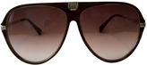Balmain Oversized sunglasses
