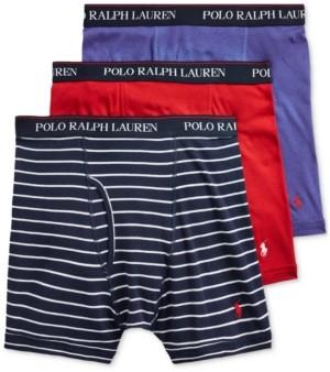 Polo Ralph Lauren Polo Ralph Lauren's Classic Fit Boxer Briefs