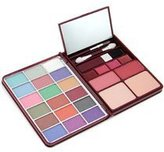 Cameleon MakeUp Kit G0139-2 : 18x Eyeshadow 2x Blusher 2x Pressed Powder 4x Lipgloss