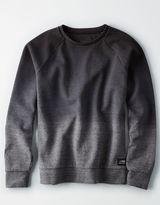 American Eagle Outfitters AE Dip Dye Crew Neck Sweatshirt