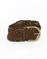 MICHAEL Michael Kors Braided Belt