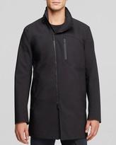 Armani Collezioni Caban Wool Jacket