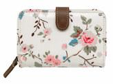 Cath Kidston Trailing Rose Folded Zip Wallet
