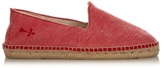 Manebi La Havana cotton-canvas espadrilles