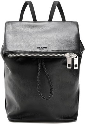 Rag & Bone Textured-leather Backpack