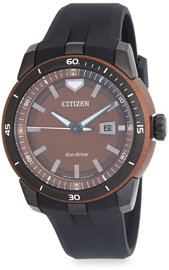 Citizen Men's AW1476-18X 47MM Stainless Steel Watch