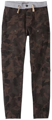 DL1961 Kids William Track Chino in Disguise (Big Kids) (Disguise) Boy's Jeans