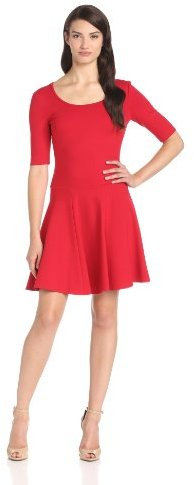 Eliza J Women's Fit-and-Flare Skater Dress