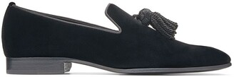Jimmy Choo tasseled Foxley loafers