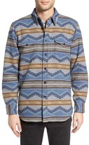 Pendleton Men's Pinetop Jacquard Wool Shirt