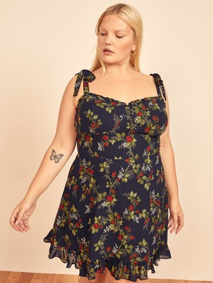 Reformation Christine Dress Es