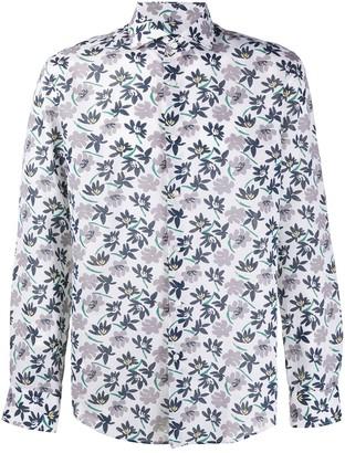 HUGO BOSS Floral Shirt