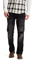 True Religion Ricky Patched Relaxed Straight Jean