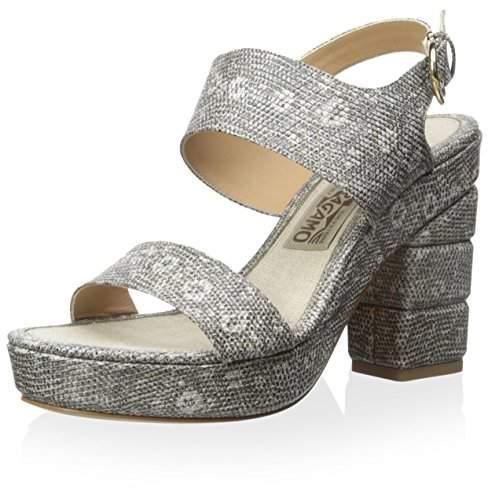 Salvatore Ferragamo Women's VIT Platform Sandal