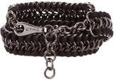 Etro Suede Chain-Link Waist Belt w/ Tags