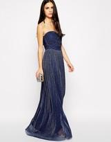 Rare Maxi Dress In Glitter Fabric