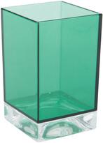 Kartell Square Toothbrush Holder - Aquamarine Green