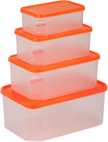 Honey-Can-Do 4-pc. Food Storage Container Set