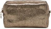 Trina Turk Gold Cosmetic Bag