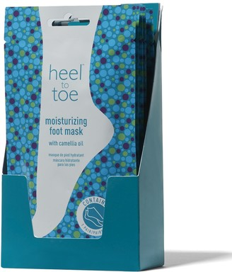 Heel to Toe Disposable Foot Masks