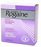 Rogaine Women's Unscented 6 oz (3-Pack) (Pack of 10)