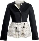 Nemozena Reversible Pleated Jacket