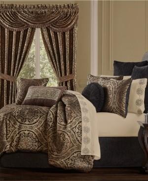 J Queen New York Jordan Queen Comforter Set, 4 Piece Bedding