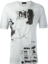 Diesel Black Gold 'Tastersiu X-ray' T-shirt