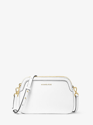 Michael Kors Houston Large Crossgrain Leather Crossbody Bag