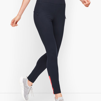 Talbots On the Move Colorblock Leggings