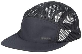 Topo Designs Global Hat (Black) Caps