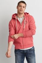 American Eagle Outfitters AE Graphic Full-Zip Hoodie