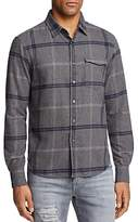 Joe's Jeans Bellowed Plaid Regular Fit Button-Down Shirt