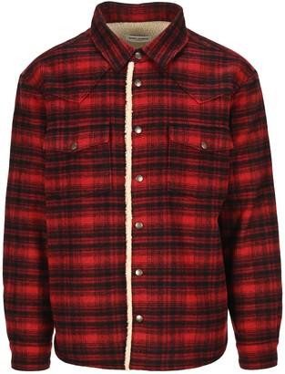 Saint Laurent Shirt Style Jacket