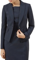 Hobbs London Arianne Wool Blend Blazer