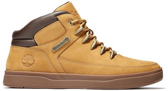 Timberland Davis Square Hiker Trainers in Leather
