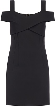Dolce & Gabbana Stretch Viscose Mini Dress