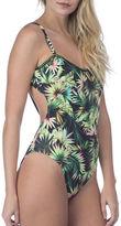 Lucky Brand Palms One-Piece Swimsuit