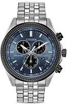 Citizen Brycen Eco-Drive Chronograph, 44mm