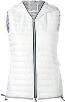 Duvetica 'Filira' down vest - women - Polyamide/Cotton/Feather Down/Feather - 38