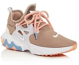 Nike Women's React Presto Low-Top Sneakers