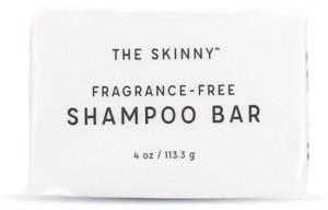 Skinny & Co. Handcrafted Shampoo Bar - Raw